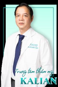 Bác sĩ Việt bác sĩ thẩm mỹ giỏi chuyên gia với nhiều năm kinh nghiệm trong phẫu thuật nâng ngực