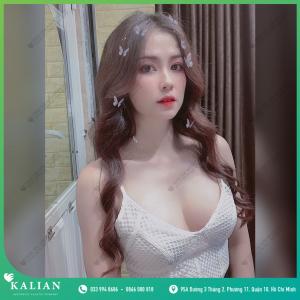 Hình ảnh của khách hàng sử dụng dịch vụ nâng ngực của bác sĩ Việt 1