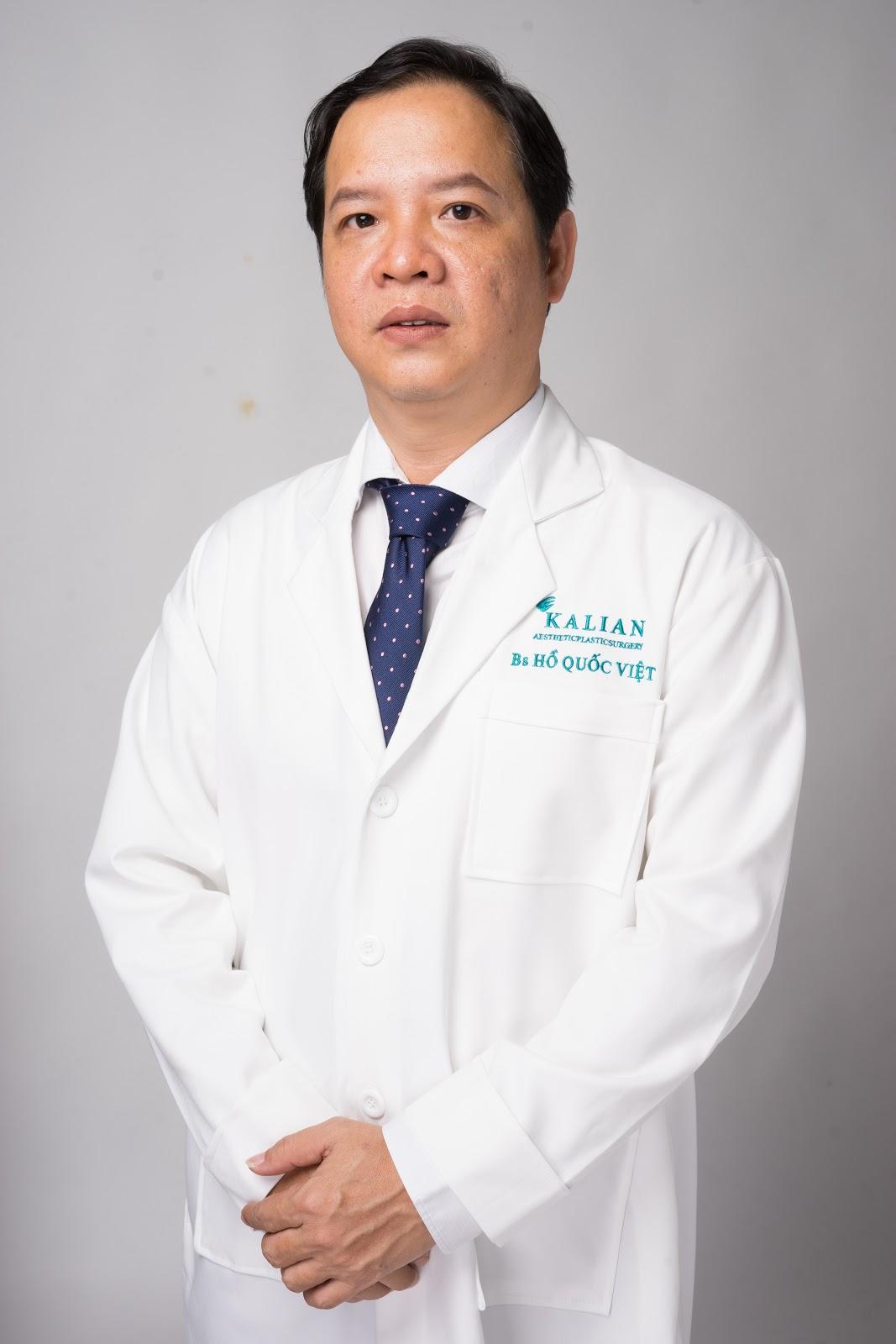 bác sĩ CKI Hồ Quốc Việt